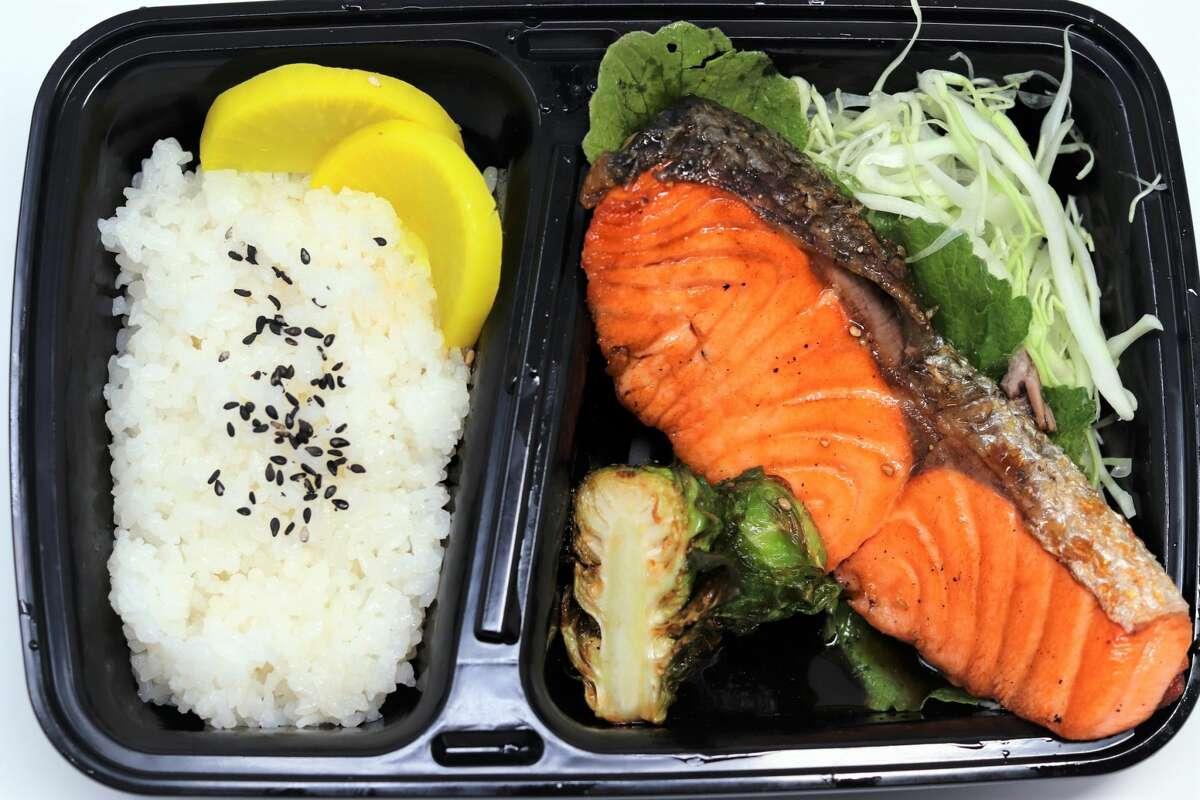 A bento box from Hako Bento Box Company