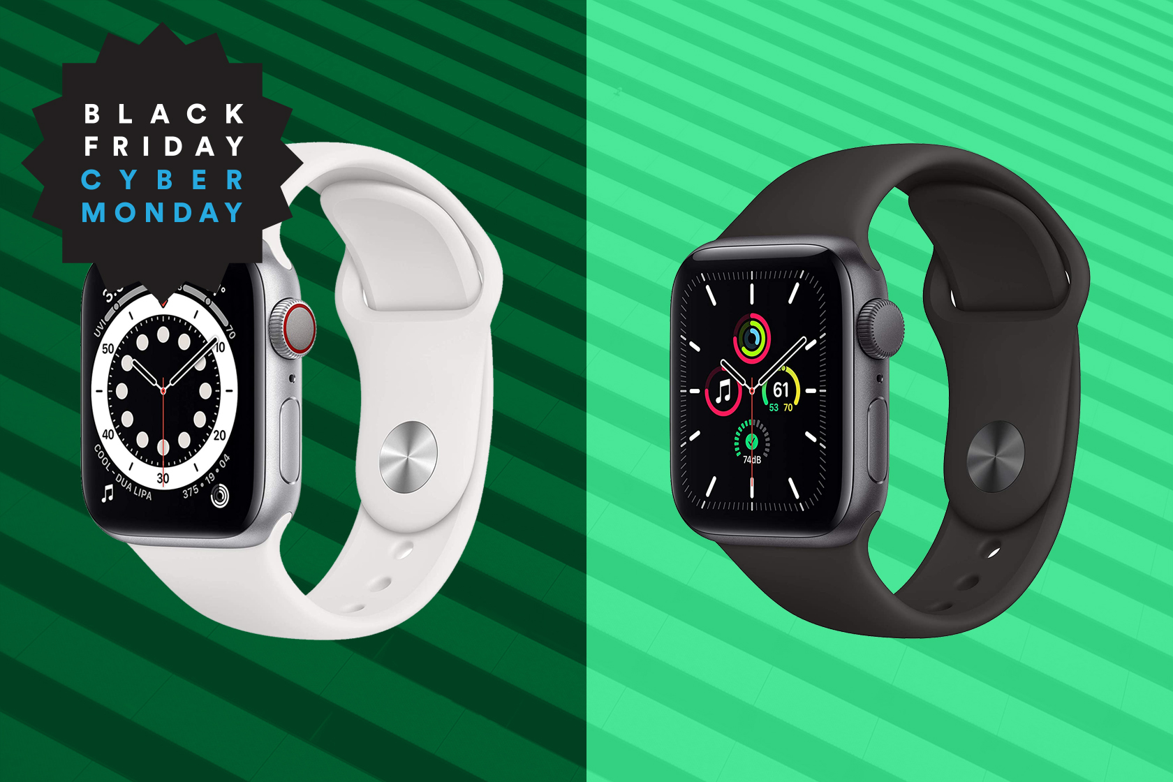 Amazon has the Apple Watch Series 6 for its lowest price so far