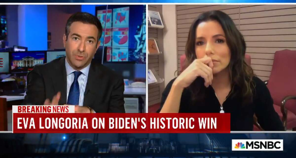 Actress Eva Longoria is under fire after she made comments to MSNBC's Ari Melber, seemingly discrediting Black female voters for their efforts during this year's election.