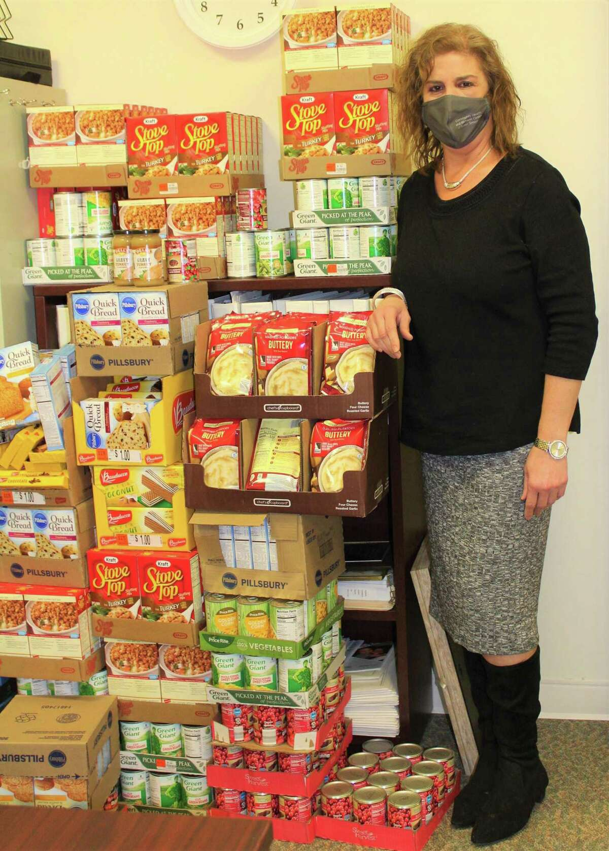 Community Health and Wellness Center of Greater Torrington is holding its annual Thanksgiving food giveaway in Torrington and Winsted.