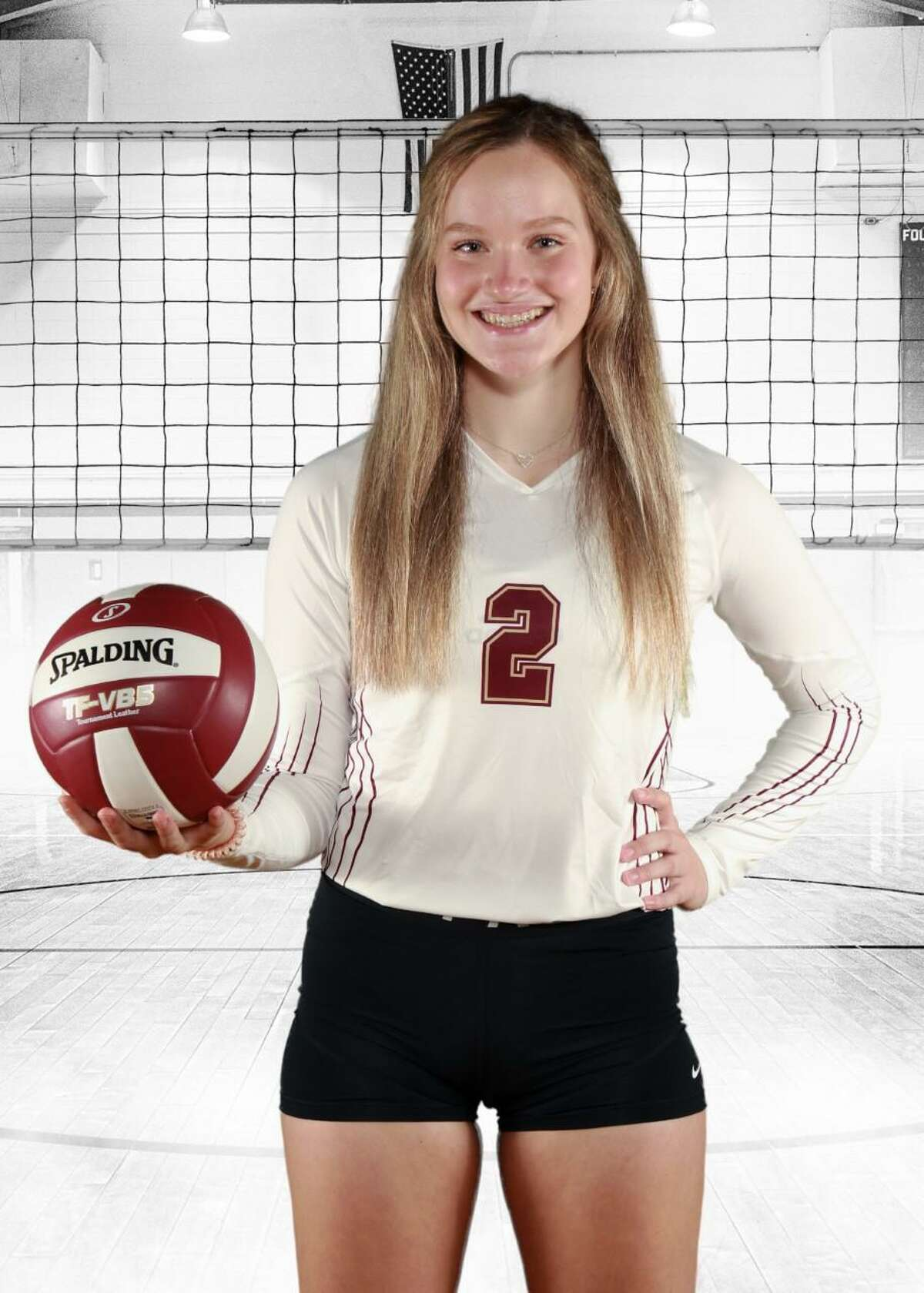 Megan Runyan, a Devine senior outside hitter, combined for 32 kills, seven aces, 29 digs in playoff victories against Robstown and Corpus Christi Calallen.