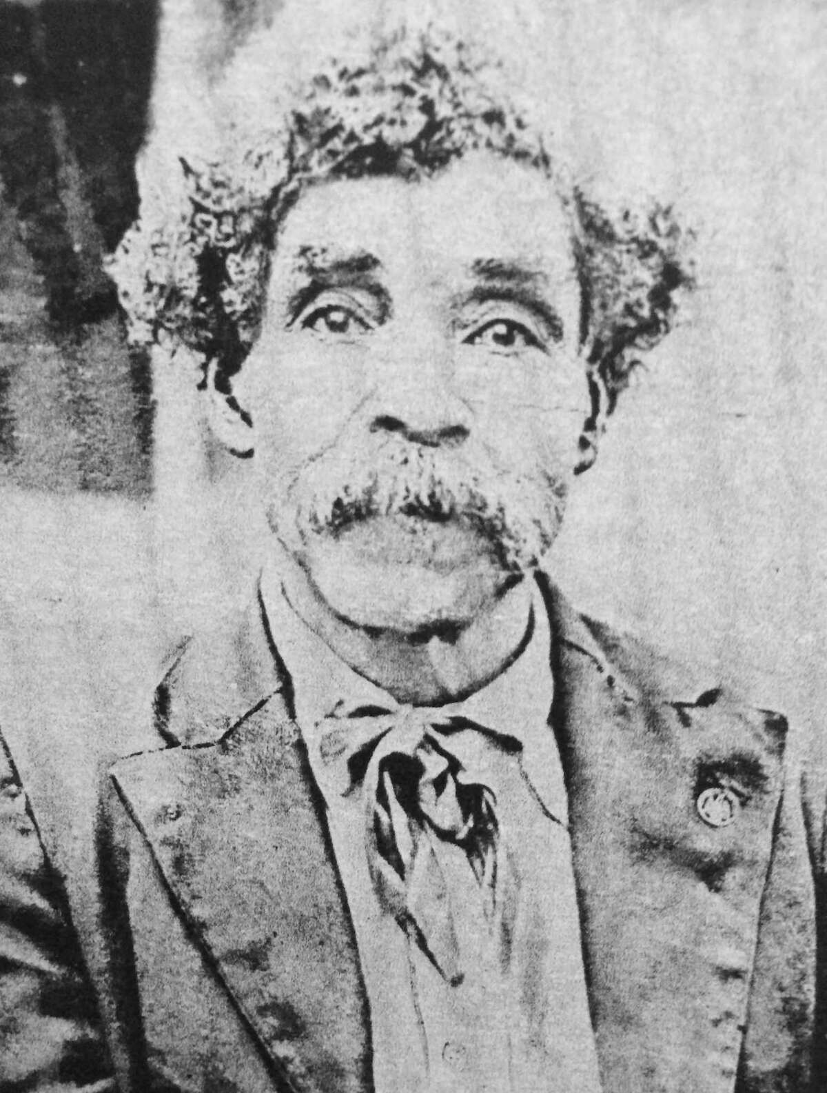 Luther James Dorsey was a member of Company E of the 10th Cavalry of the United States Army, also known as the Buffalo Soldiers, and a resident of Montgomery County until his death in 1939. He is buried in the historic Conroe Community Cemetery.