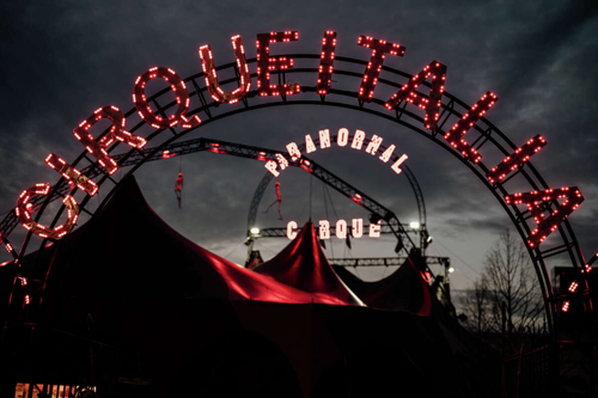 Paranormal Cirque comes to Ford Park on Nov. 12, 2020.