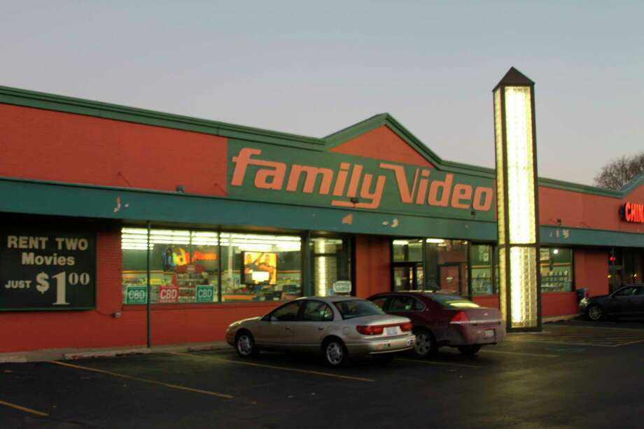 The Manistee Family Video location is closing, though the locations in Muskegon, Big Rapids and Ludington will remain open. (Erin Glynn/News Advocate)