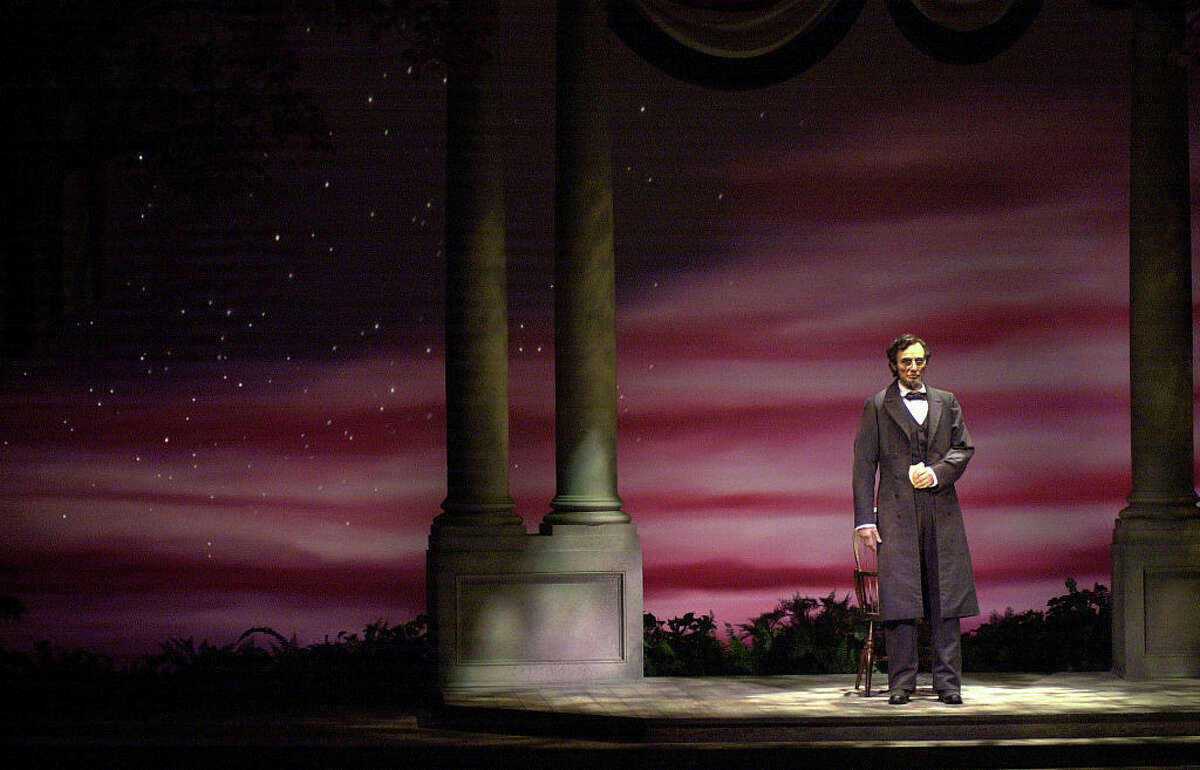 Great Moments with Mr. Lincoln at Disneyland in Anaheim, Calif.