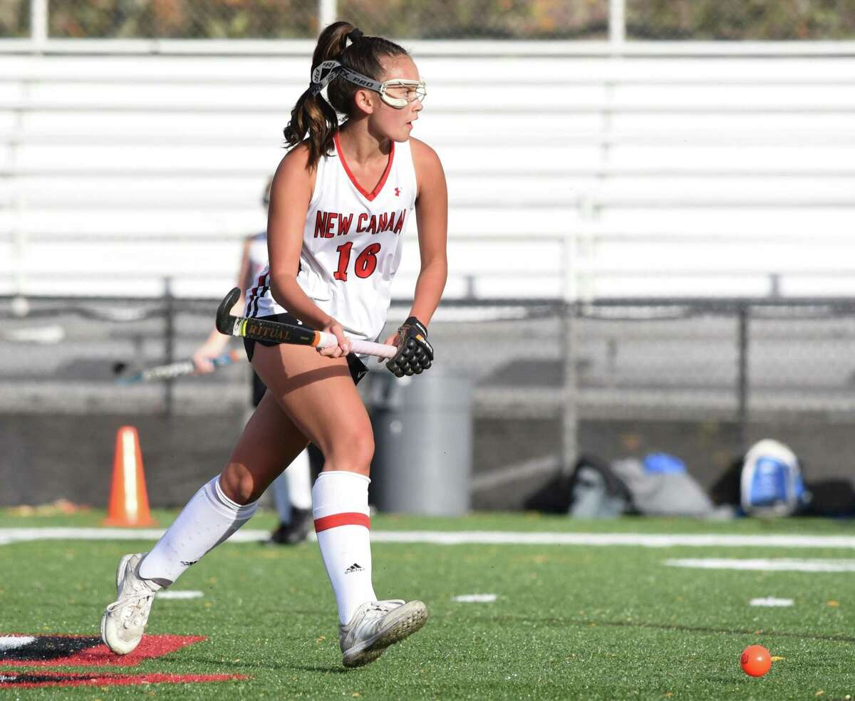 The New Canaan field hockey team has withdrawn from the FCIAC playoffs after the team was forced to quarantine.