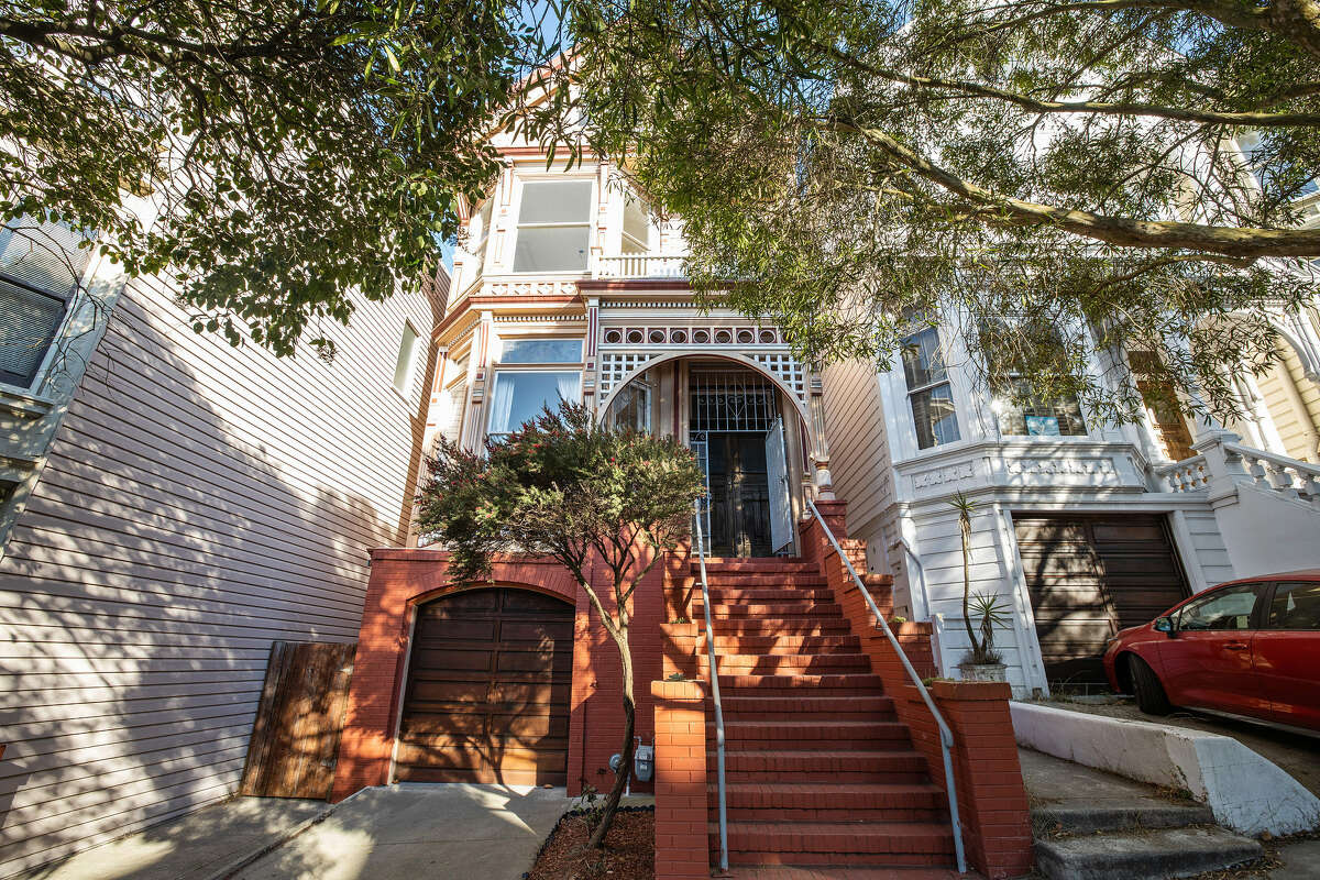For sale for $3.1 million, the most recent residents owned the home for almost 50 years - which is why the home is in need of many upgrades.