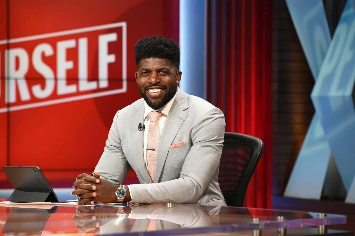 """Former Texas linebacker and creator of """"Uncomfortable Conversations with a Black Man"""" Emmanuel Acho will host """"The Bachelor After the Final Rose."""""""