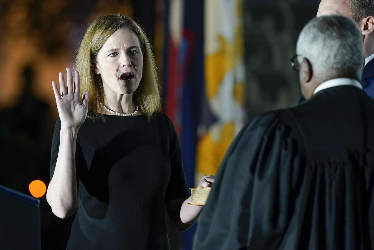 All eyes will be on the new justice, Amy Coney Barrett, as the Supreme Court on Tuesday hears a challenge to a revision of the 2010 Affordable Care Act.