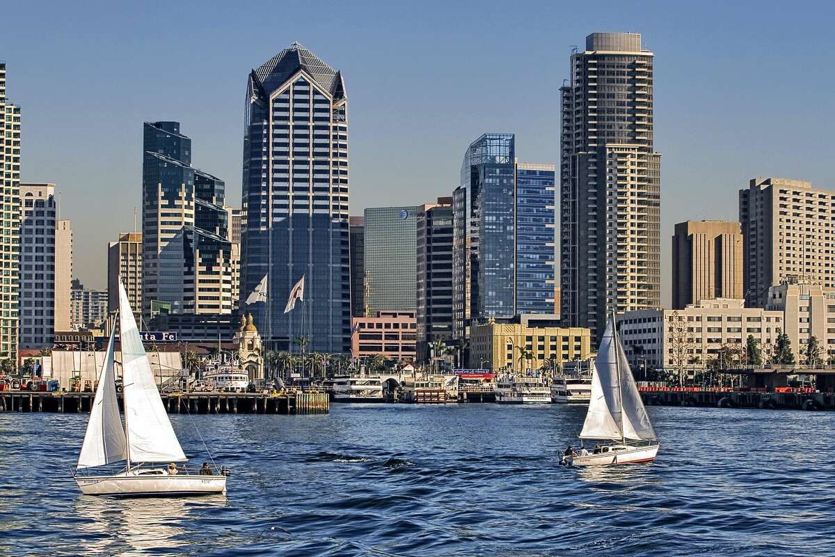 When staying in the Gaslamp Quarter, strolls along the waterfront and to Seaport Village are easily within reach. Or if staying at Hard Rock Hotel, sign out their complimentary cruiser cycles to explore the waterfront by bike. Right outside the Hard Rock doors is a trolley station for San Diego's Metro Transit System. Grab a day pass for unlimited travel between downtown and Little Italy, onward to Old Town, and to a vast variety of neighborhoods and attractions.