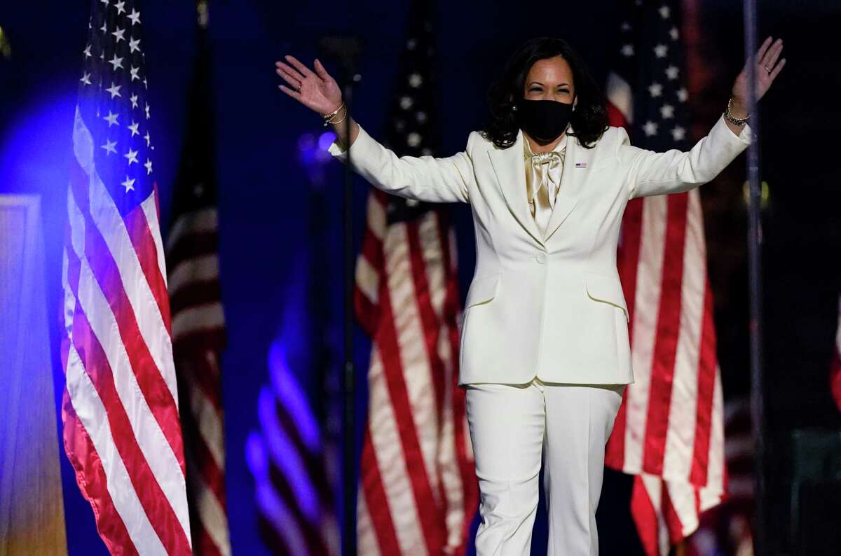 Former San Antonio Mayor Julián Castro can't wait for Kamala Harris, the country's first female Vice President-elect, to make more history on Wednesday.