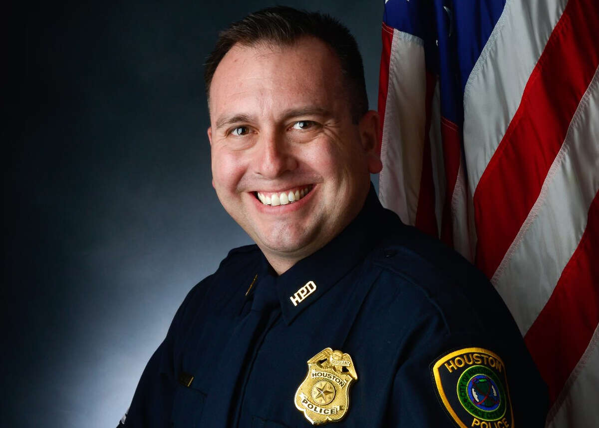 HPD Sgt. Sean Rios was shot and killed Nov. 9, 2020. He had been with the department for 25 years.
