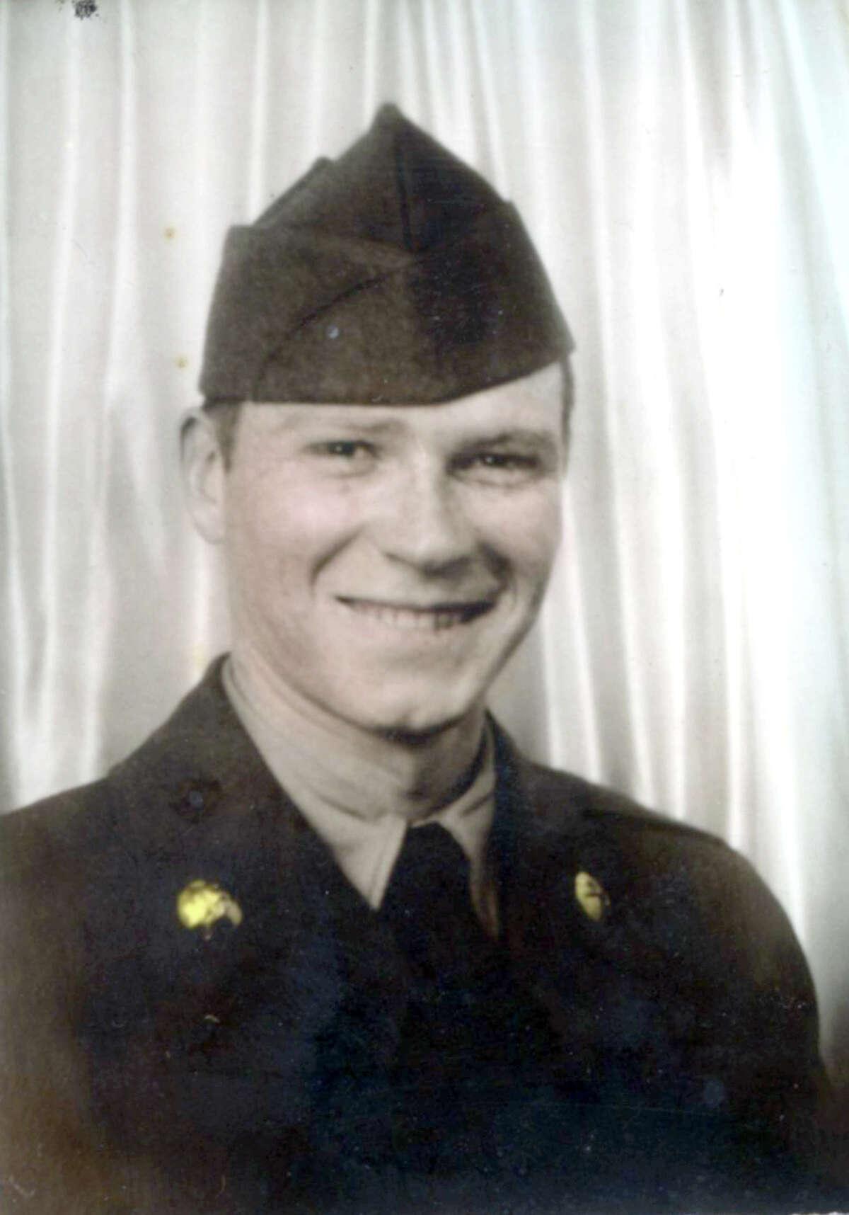 Lyle Adams, CPL, U.S. Army