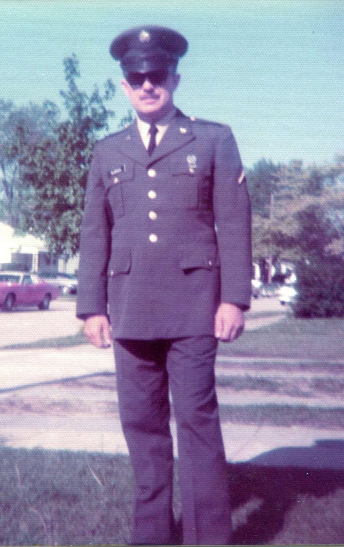 Ray Aldrich, U.S. Army