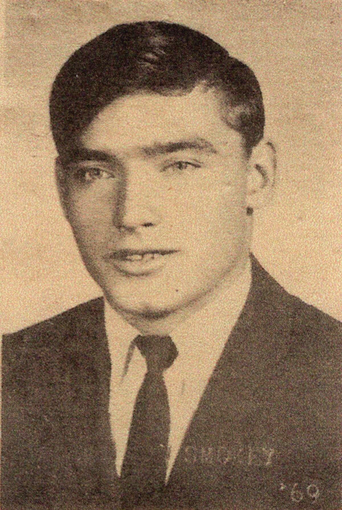 Larry Adams, L/CPL, U.S.Marine Corps
