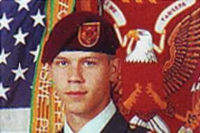 Eric Almy, SPC, U.S. Army
