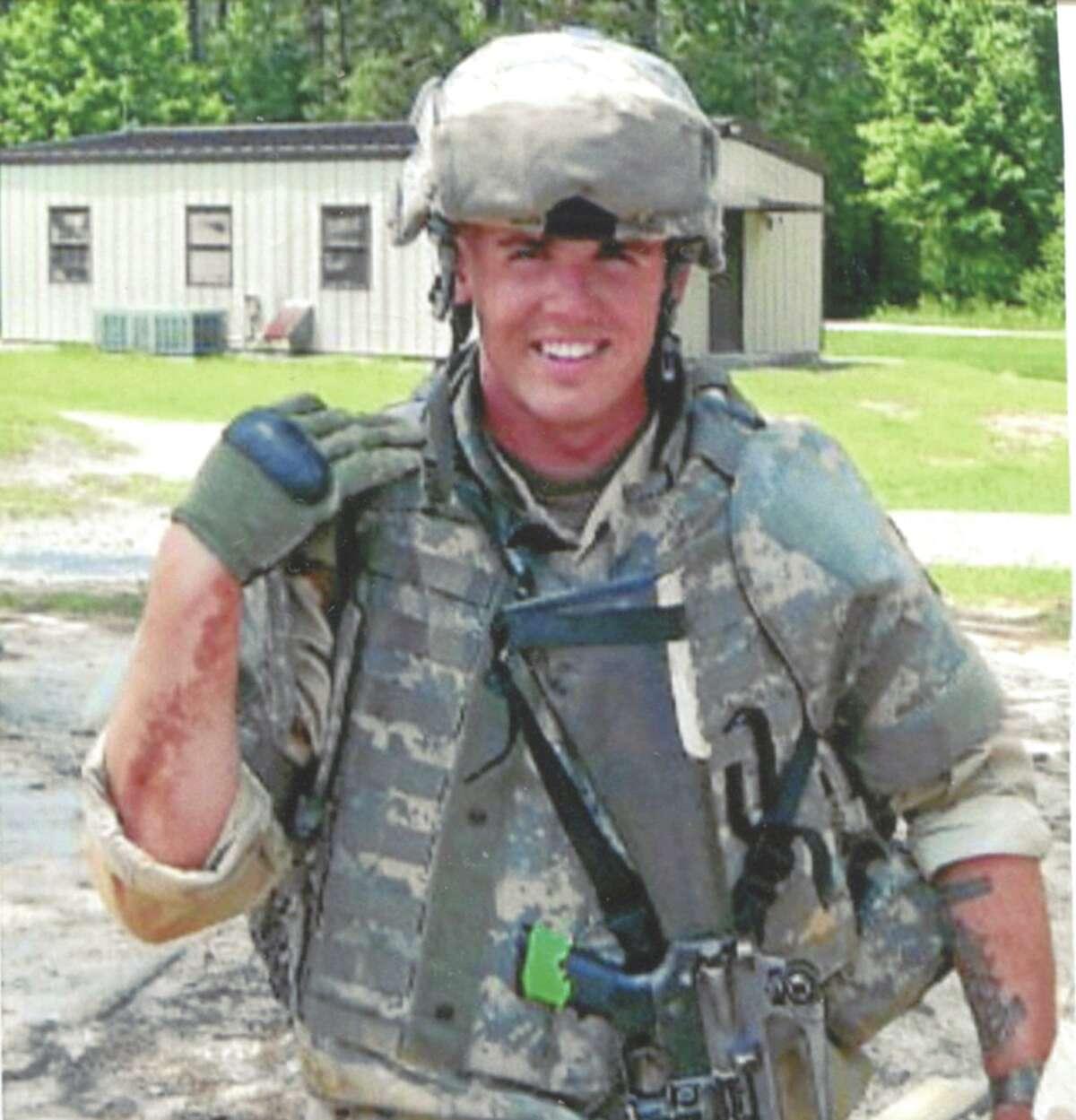 Jesse Chandler, U.S. Navy