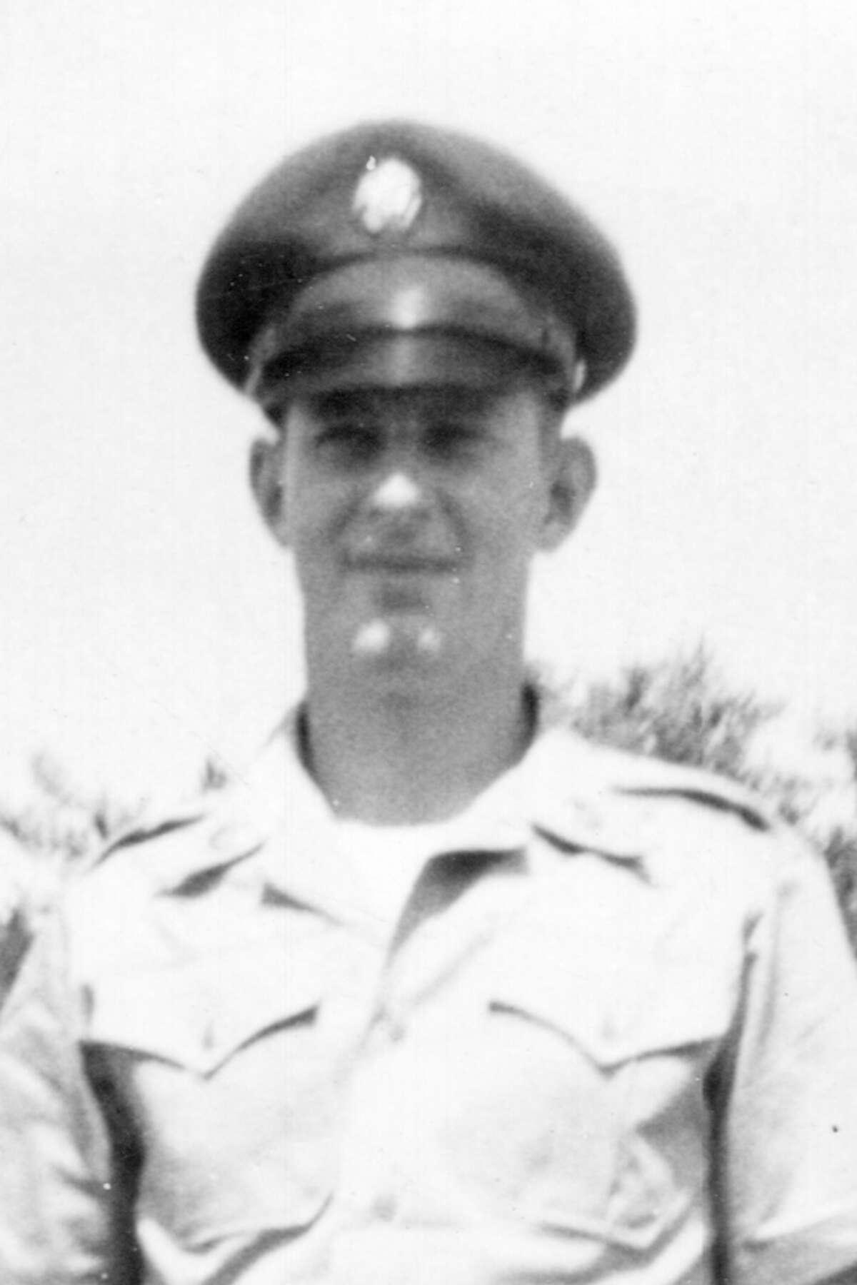 Donald Kailing, SPC4, U.S. Army