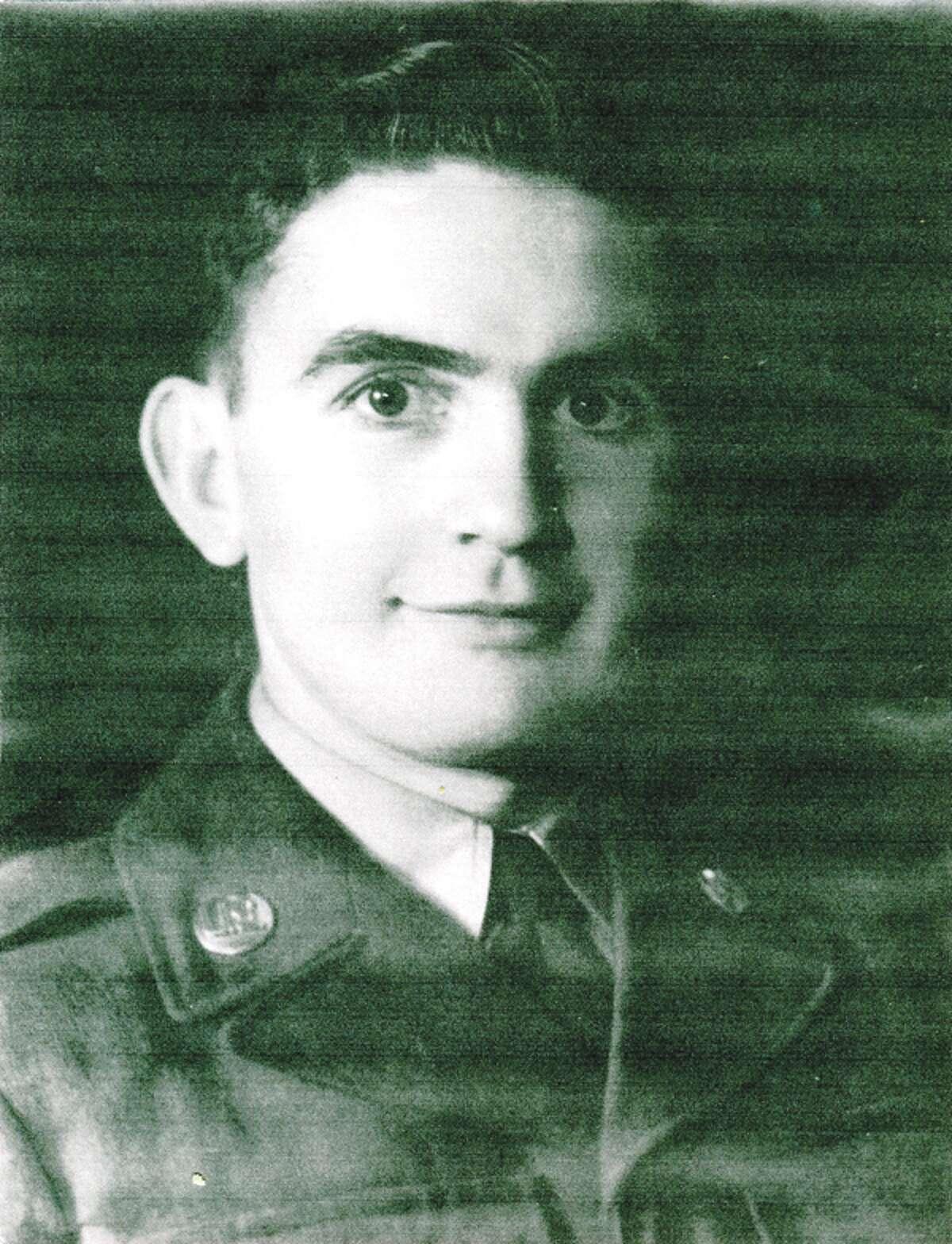 Frederick Kehr, CPL, U.S. Army