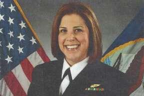 Meghan Michael, CDR, U.S. Navy