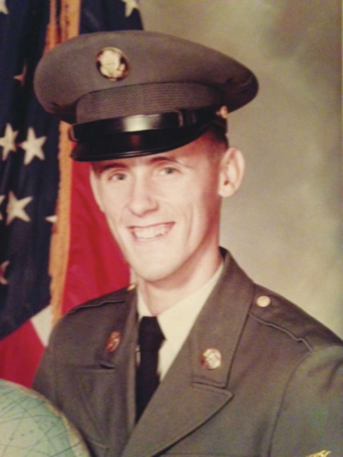Rick Thebo, SP4, U.S. Army