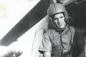 James Walls, SP 4 ED-4, U.S. Army National Guard