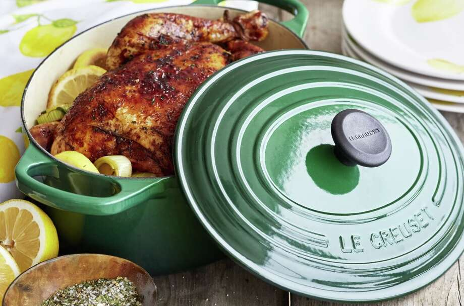 Le Creuset Enameled Cast Iron Signature Oval Dutch Oven, $130 off on Amazon Photo: Le Creuset