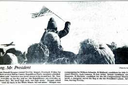 For this week's Tribune Throwback we take a look in the archives from November 1984.