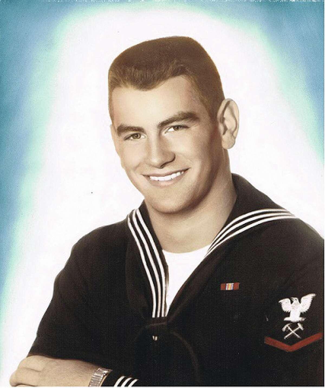 Larry Ransom, DC2, U.S.Navy Reserves