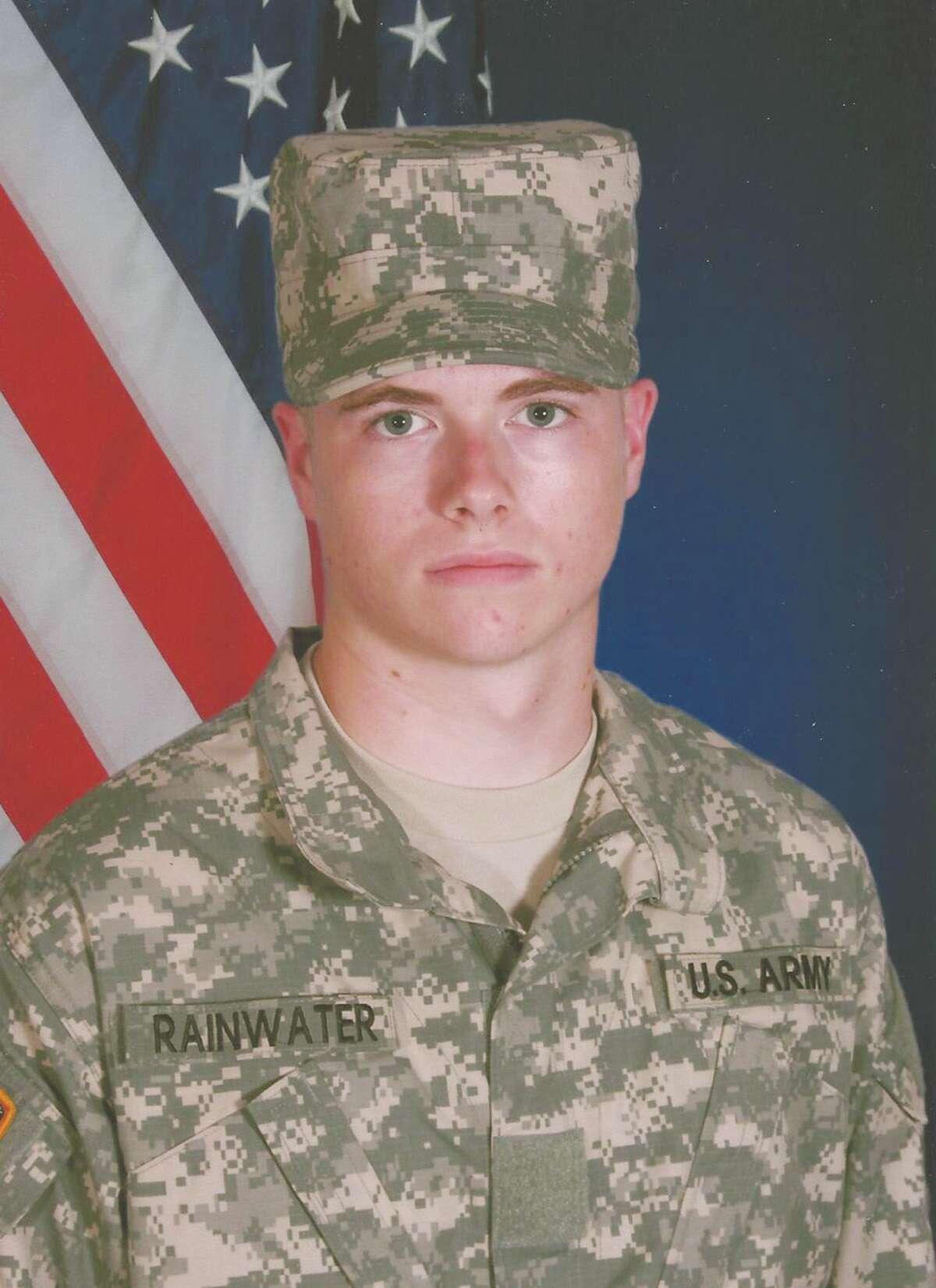 Oscar Raffel, Tec 5, U.S. Army