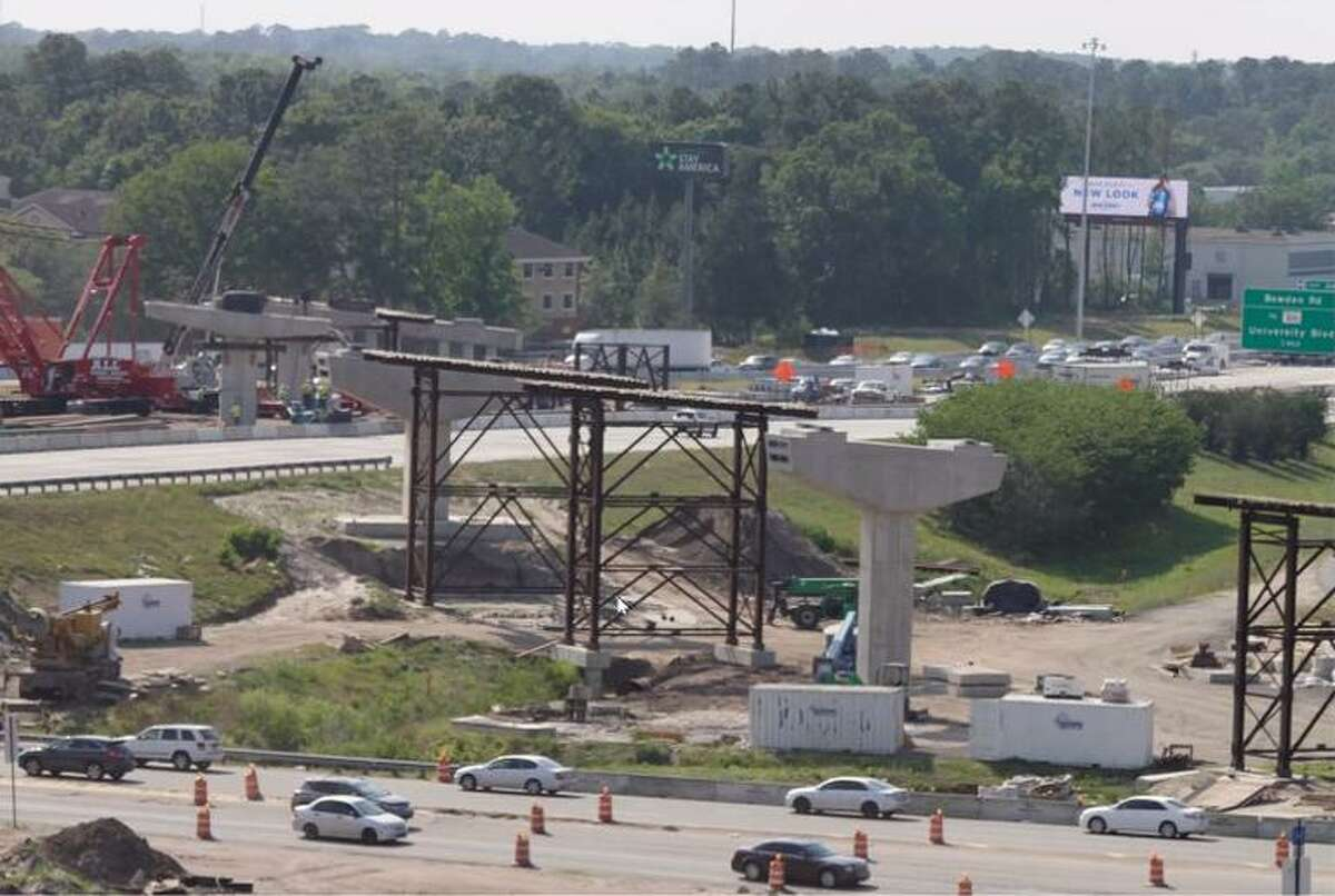 Work is underway on direct connectors linking the Tomball Tollway and Grand Parkway, expected to be complete by summer of 2022.