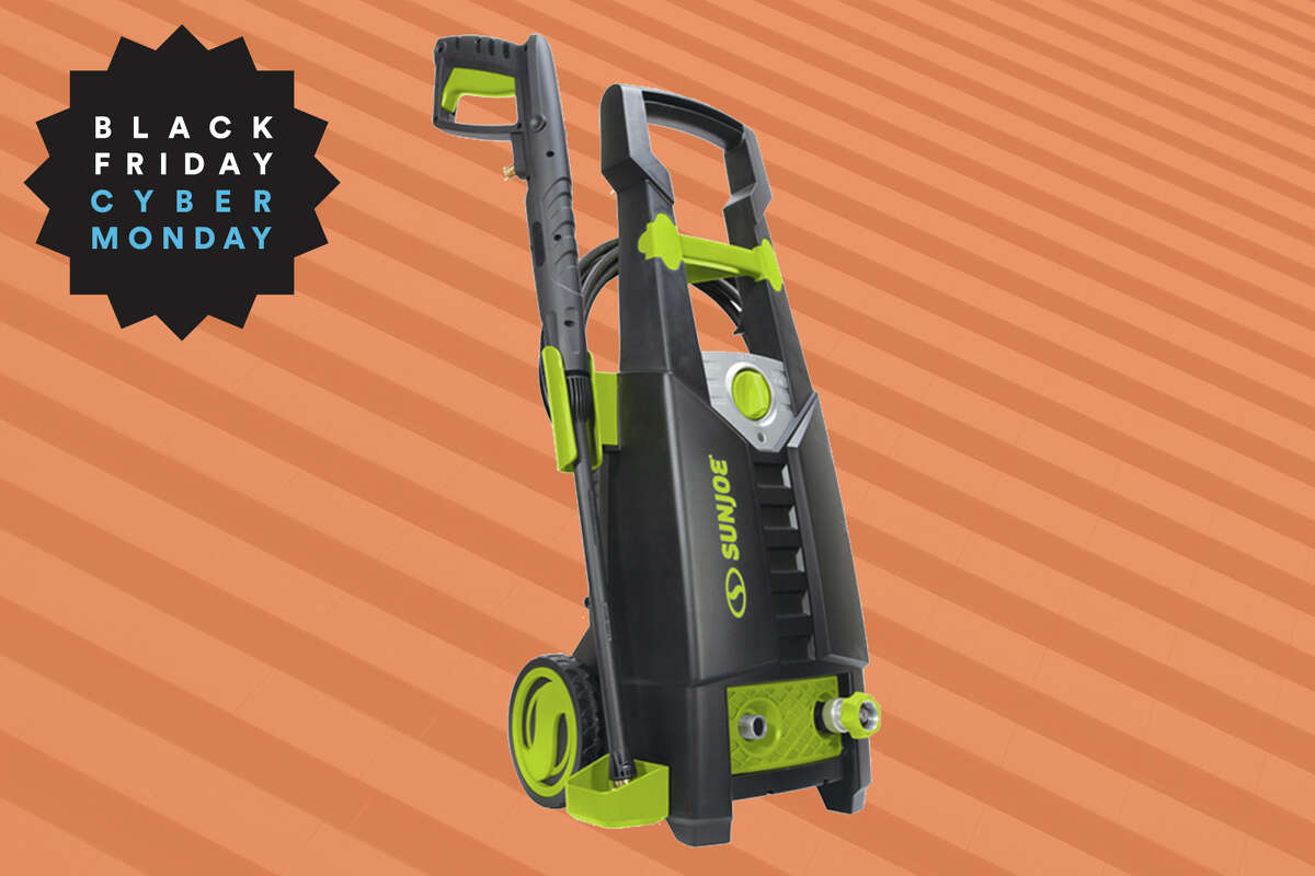 Sun Joe Power Washer is $90 off at Walmart