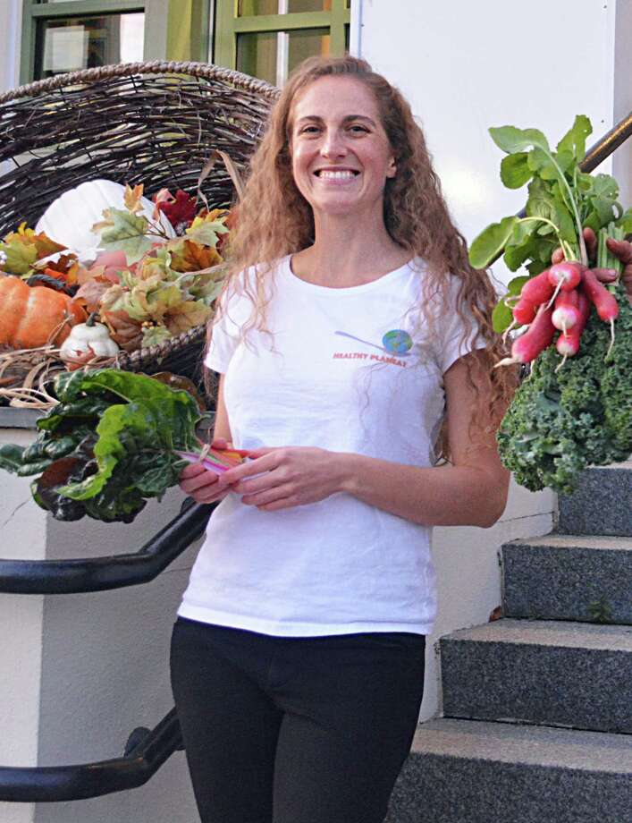 Rosemary Ostfeld, an environmental scientist at Wesleyan University in Middletown, will be honored Nov. 19 by the Connecticut River Coastal Conservation District for her website, Healthy PlanEat, which connects people with fresh organic food from local farms. Photo: Hearst Connecticut Media File Photo