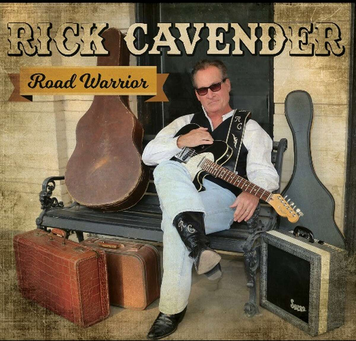 Cavender's music is available on Spotify, Pandora, and Apple Music