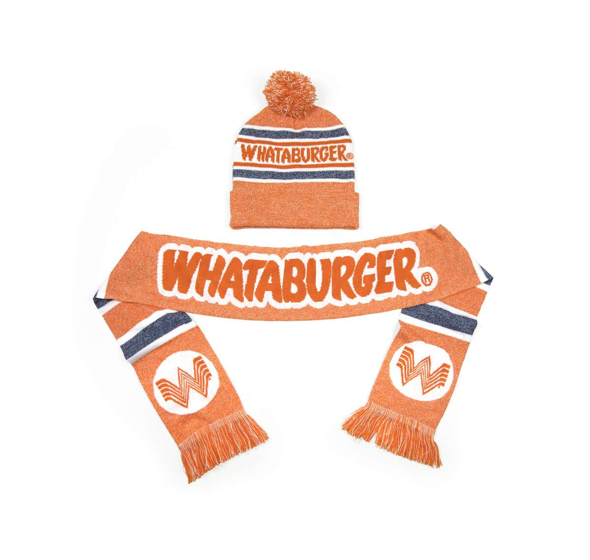 Houston might not get that cold but a sweaty head might be worth it for a Whataburger beanie.