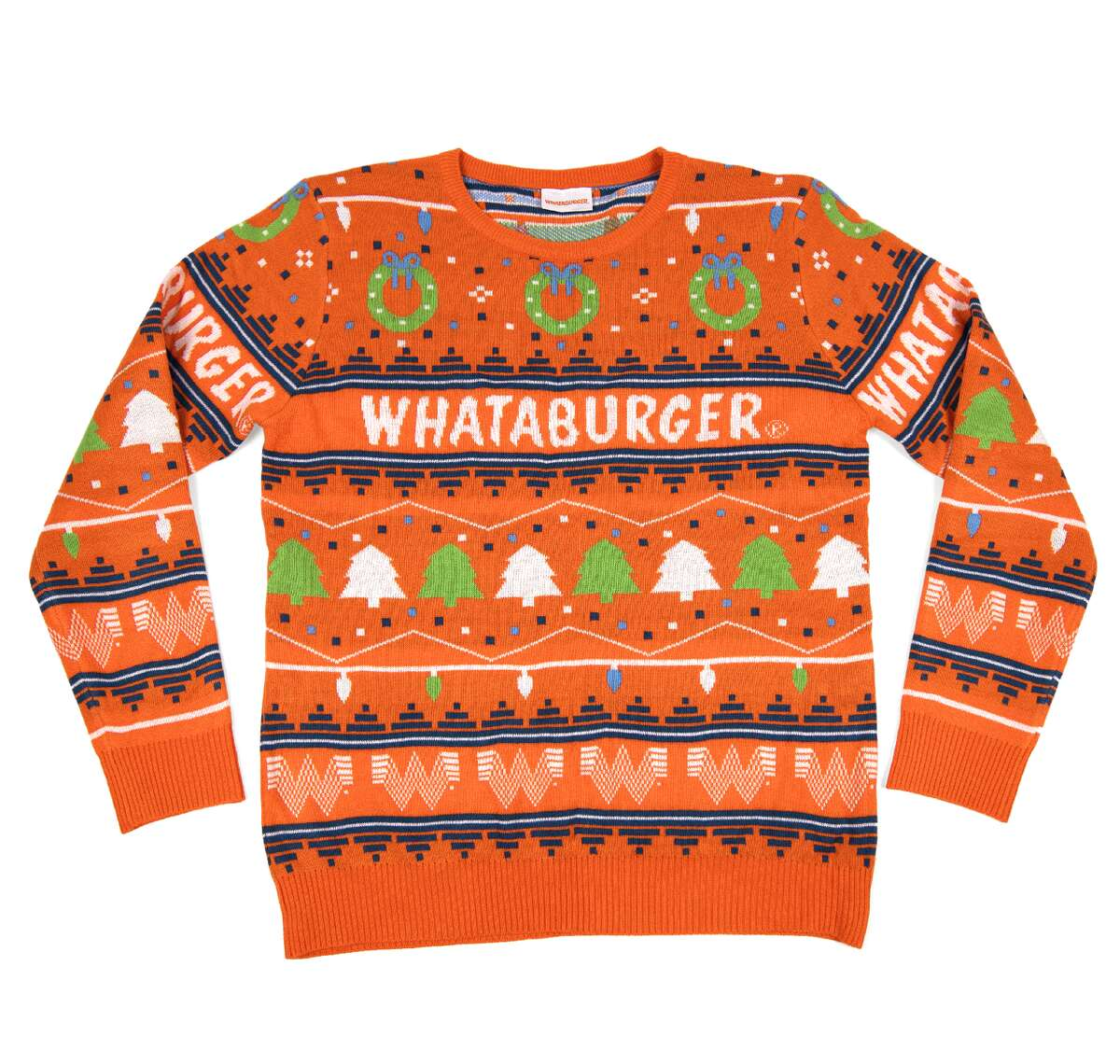 What a sweater.