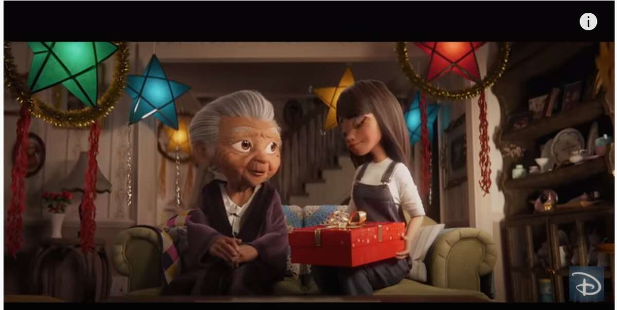 Disney released a new animated short paying homage to Filipino Christmas traditions.