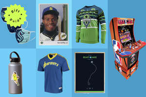 Fanatics  and  Etsy  are great places to look for gifts for Seattle sports fans.