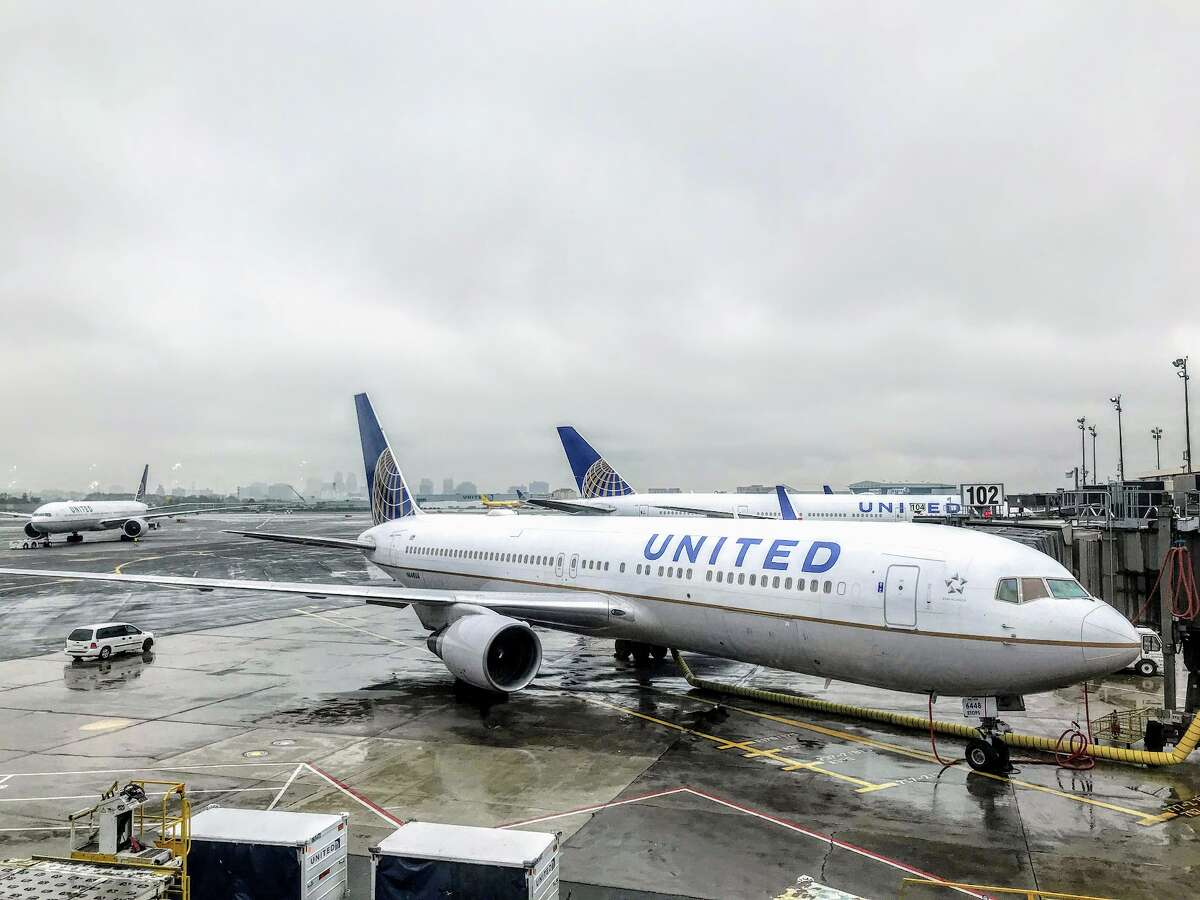 United will fly a widebody Boeing 767-300ER between San Francisco and New York JFK