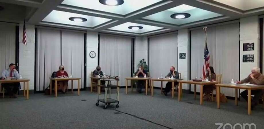 The Big Rapids Public Schools Board of Education met Monday. During the meeting, the board approved the continuation of its COVID-19 extended response plan. (Courtesy photo)