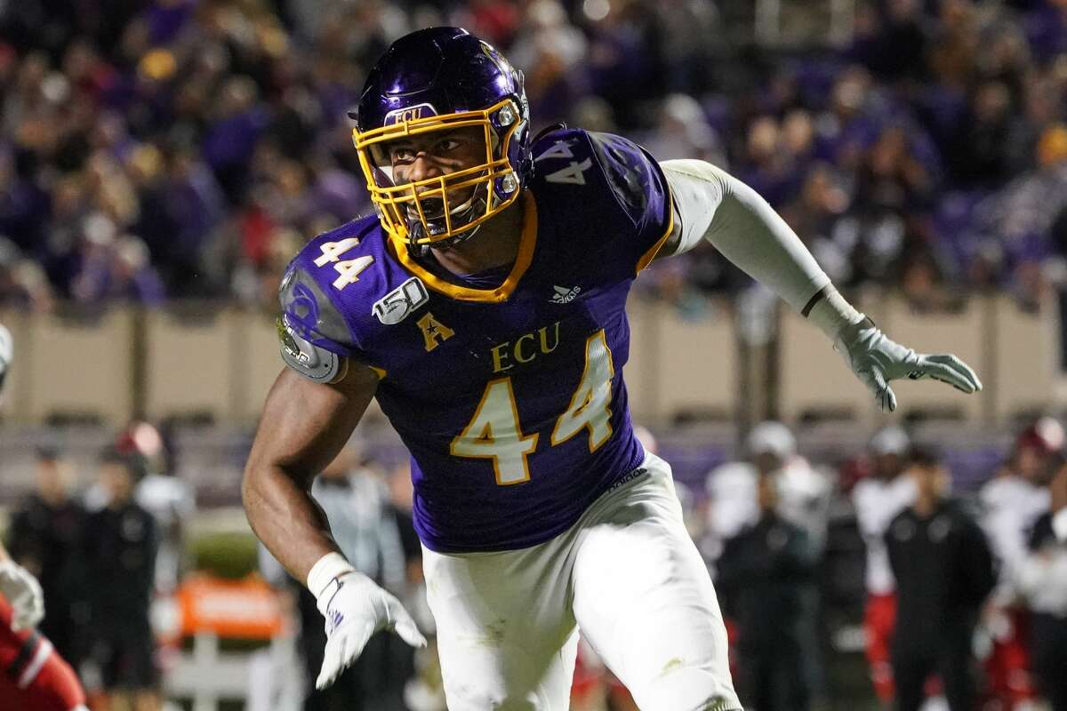 The Texans are adding Kendall Futrell to their practice squad after he was cut by the Bengals, who signed out of East Carolina as an undrafted free agent.