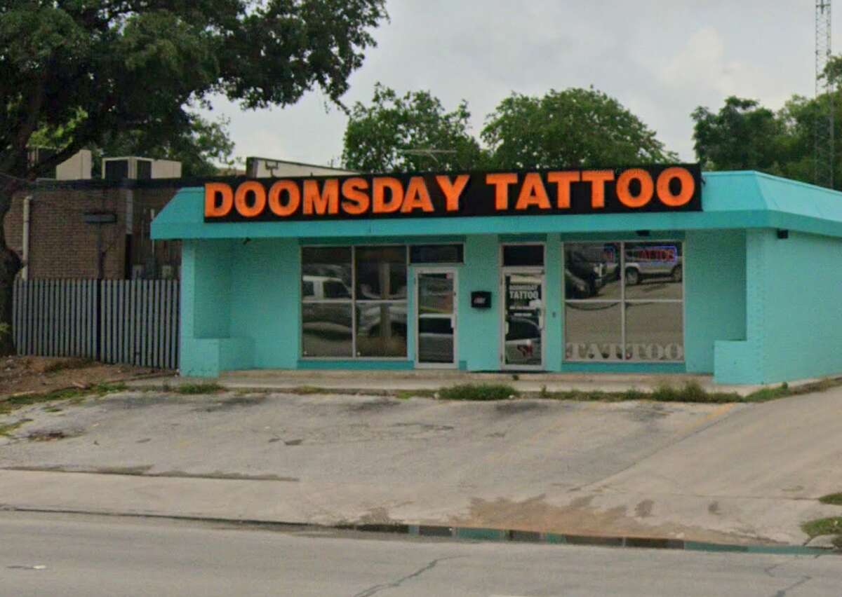 Doomsday Tattoo The parlor, which is located at 910 San Pedro Ave., is offering $13 walk-up tattoos. The shop also said it is offering $100 palm-sized tattoos by appointment only. Call 210-957-1050 for more information.