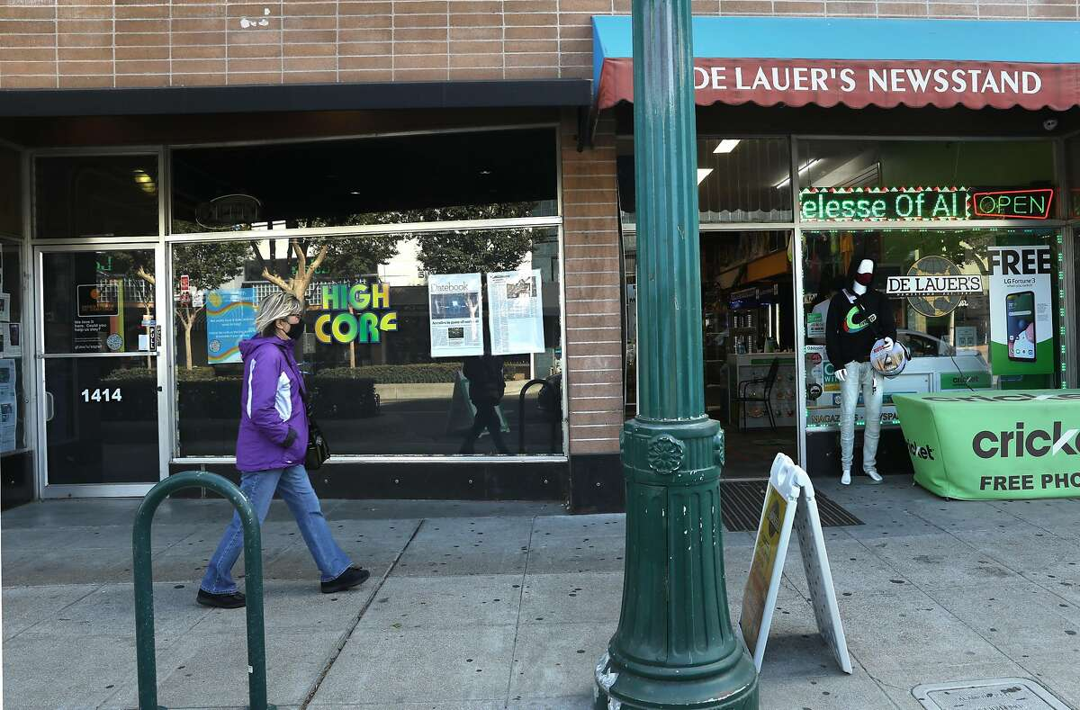 High Scores Arcade has two locations in California, including this one in Alameda and another in Hayward.
