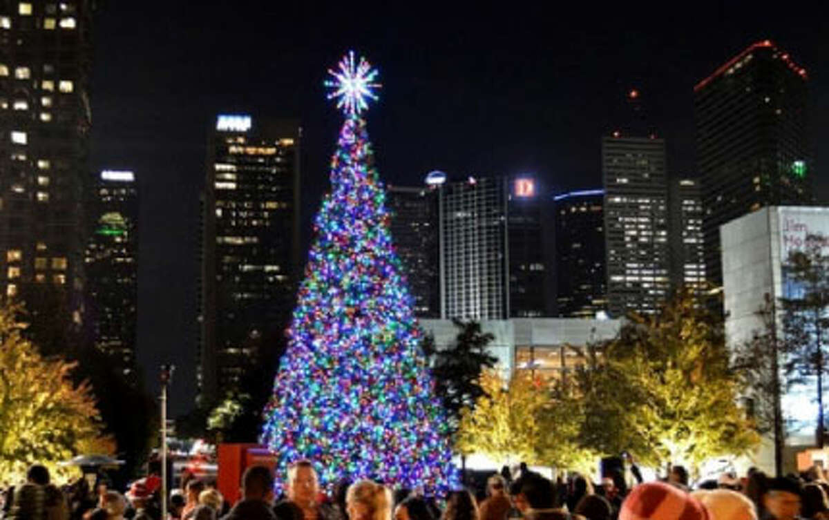 Reliant Holiday Lights, Mayor's Spectacular.
