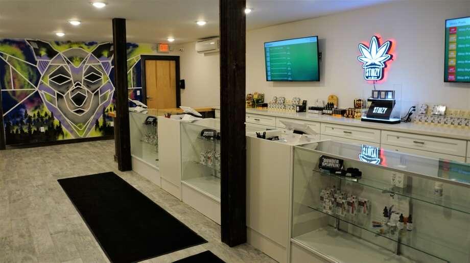 Authentic 231 is a new marijuana provisioning center located at 74 Arthur St. Photo: Courtesy Photo