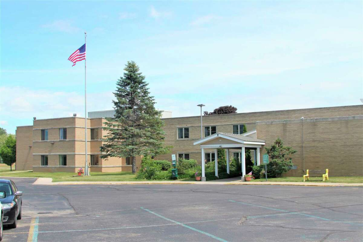 Staff at the Manistee County Medical Care Facility have been retested for coronavirus following a number of positive cases. Officials at the facility now report these cases were false positives. (File Photo)