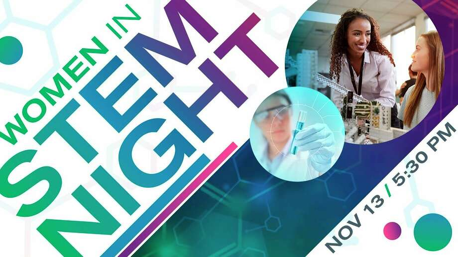 Friday, Nov. 13: Women in STEM, an online event, is set for 5:30 p.m, hosted by Midland Center for the Arts. (Photo provided/Midland Center for the Arts)
