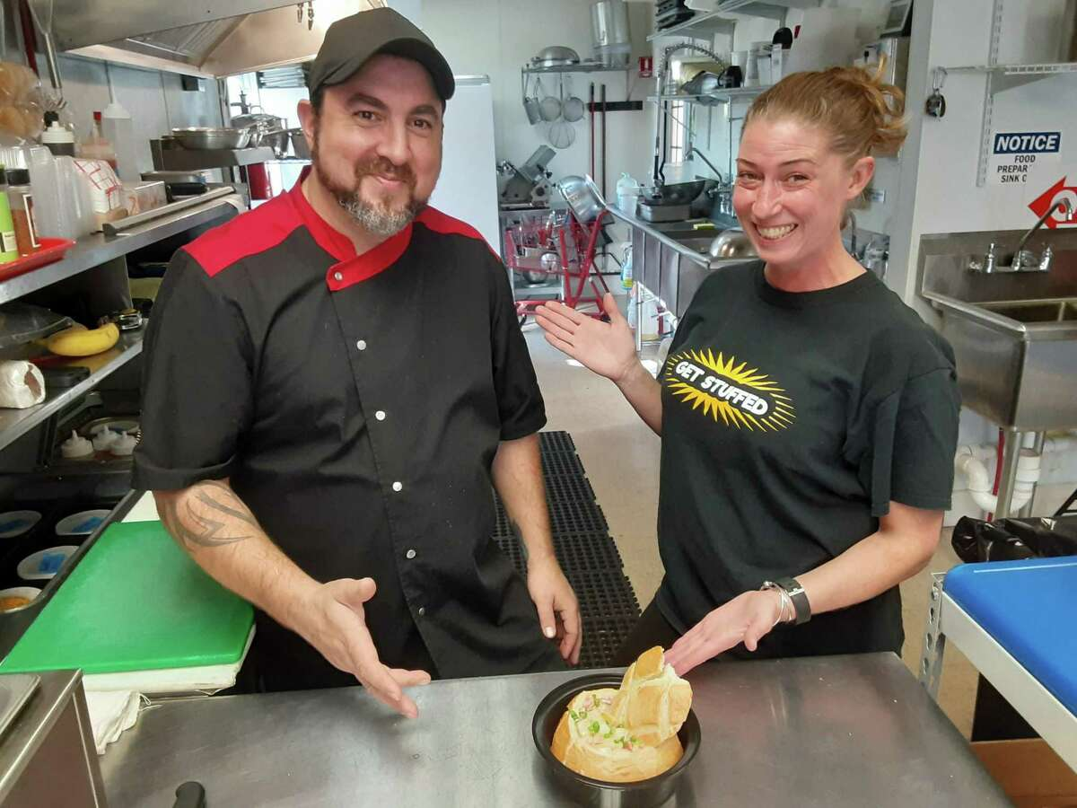 Chef Steve Allegra and Liz Larocque recently opened CT Chowder Co. at 268 Quinnipiac Ave. in North Haven. Their new