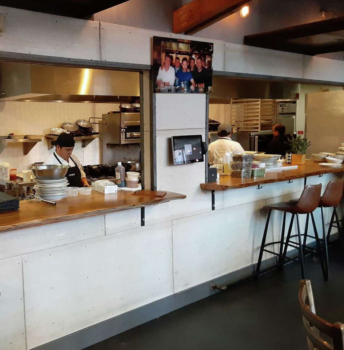 The Spread, at 127 Washington St. in Norwalk, is known for its award-winning
