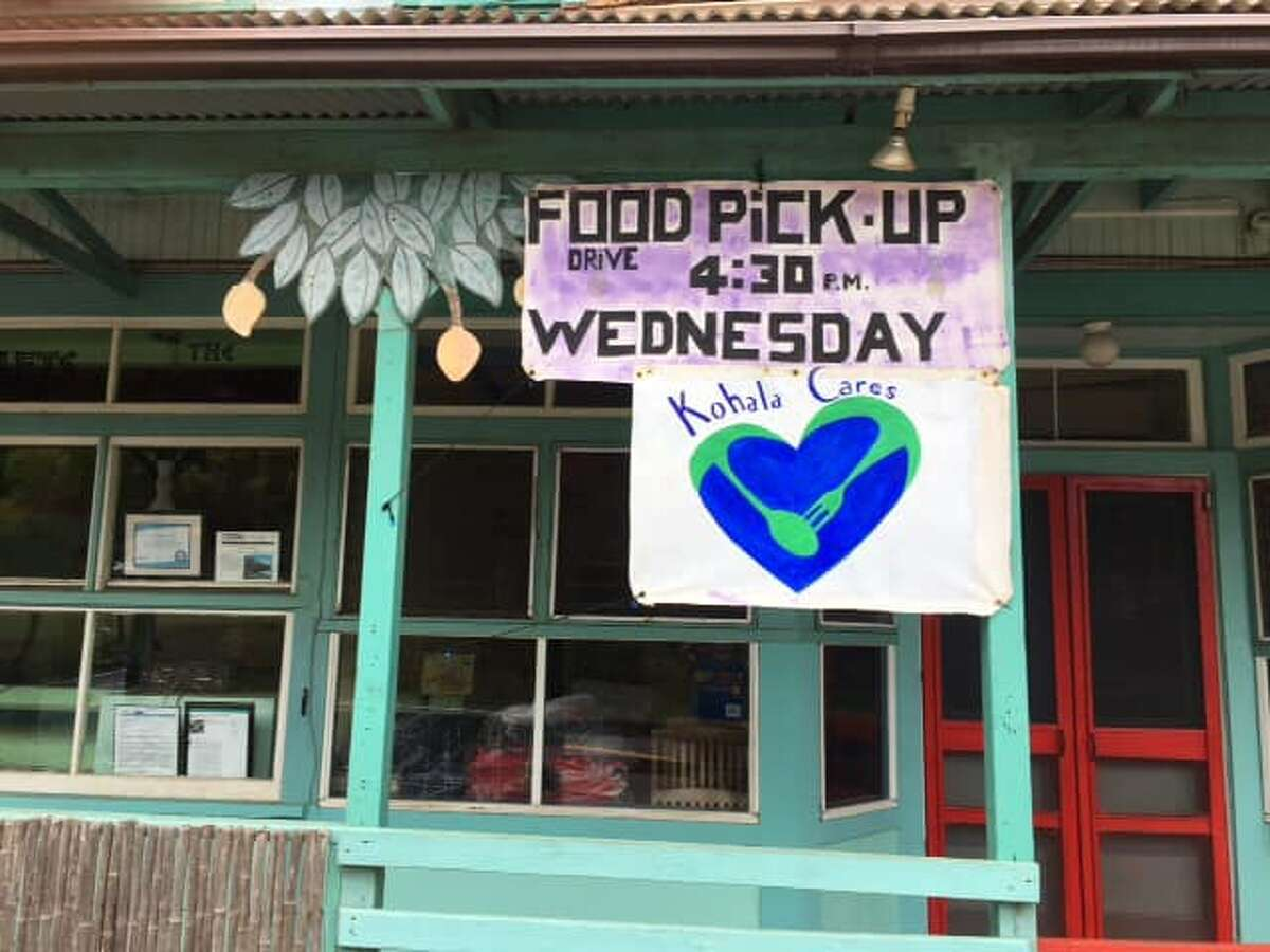 Hawaii's economy has been decimated by the pandemic, forcing many to turn to local food banks.